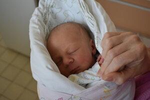 Šimon Paška (3340 g, 50 cm) sa narodil 31. decembra Jane a Vladimírovi zo Bziniec pod Javorinou.