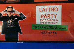 Na túto latino party sa učiteľka Rómka nedostala.