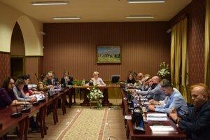 Mestské zastupiteľstvo v Lučenci z 12.12.2019.