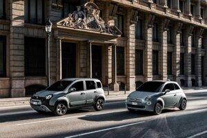 Fiat Panda a Fiat 500 s novou mild hybridnou technológiou
