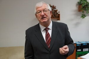 Ján Mazák, bývalý predseda Ústavného súdu.