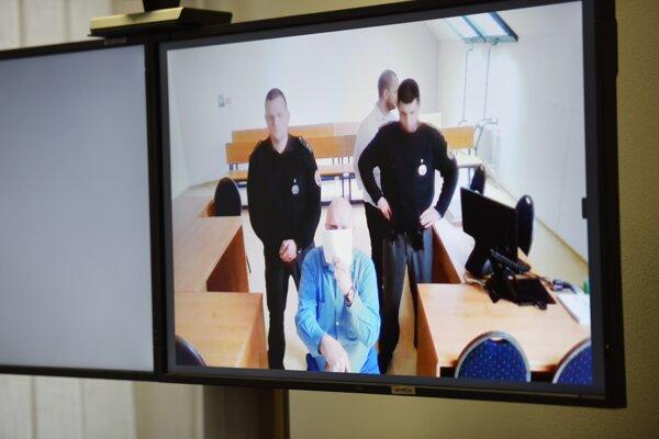 Odsúdený Ján Molnár žiadal o podmienečné prepustenie.