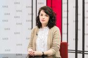 Katarína Danová v relácii Rozhovory ZKH.