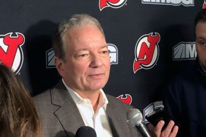 Generálny manažér Ray Shero v New Jersey Devils skončil.