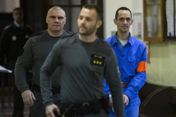 Alexandra Bereczkiho odsúdil v utorok trojčlenný odvolací senát Krajského súdu v Bratislave.