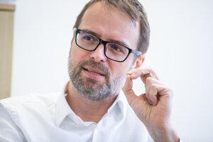 Zdravotnícky analytik Tomáš Szalay