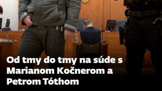 Takto vyzerá novinársky deň na súde v prípade vraždy Jána Kuciaka