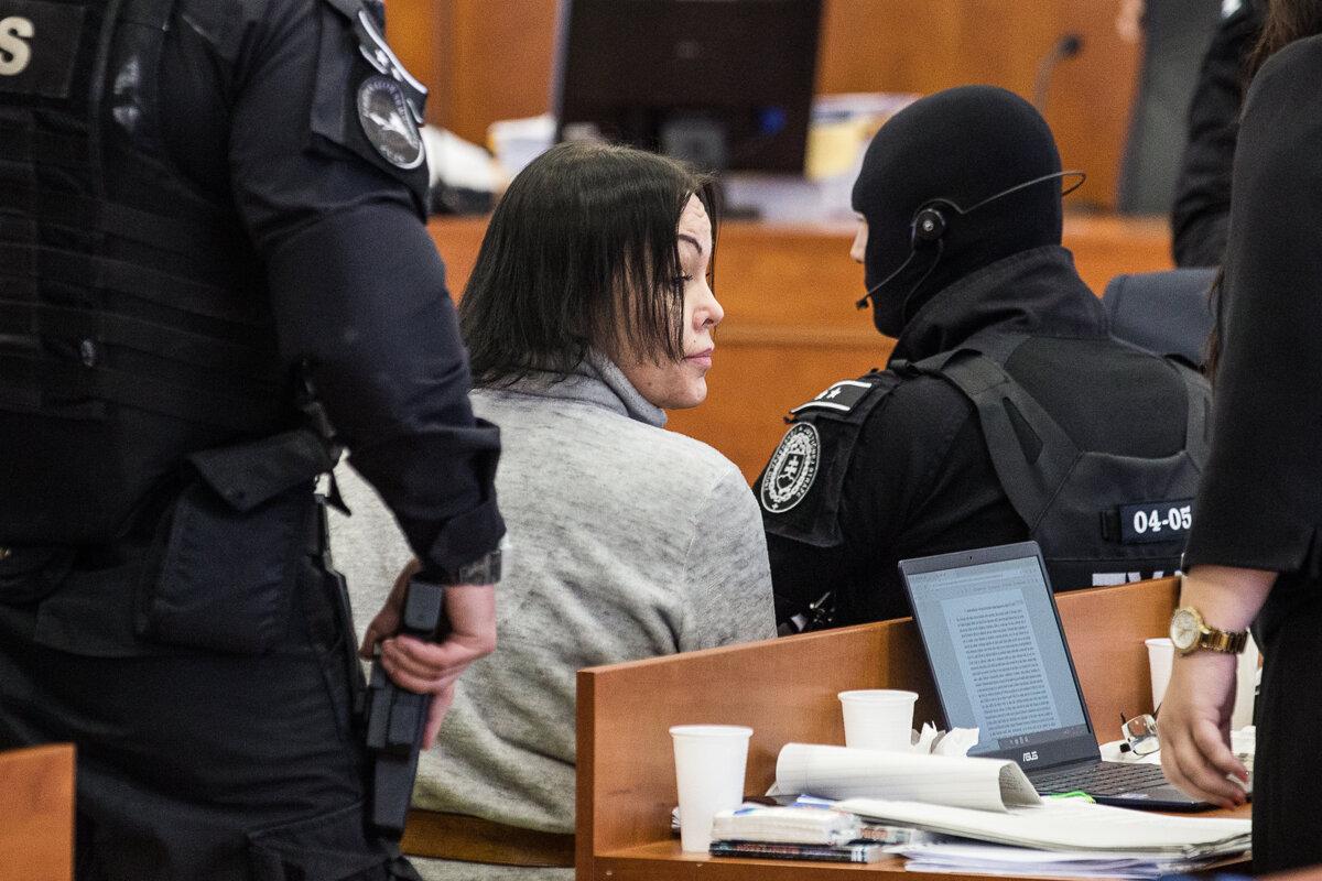 V kauze vraždy Basternáka vypovedala veštkyňa Rózsika - SME