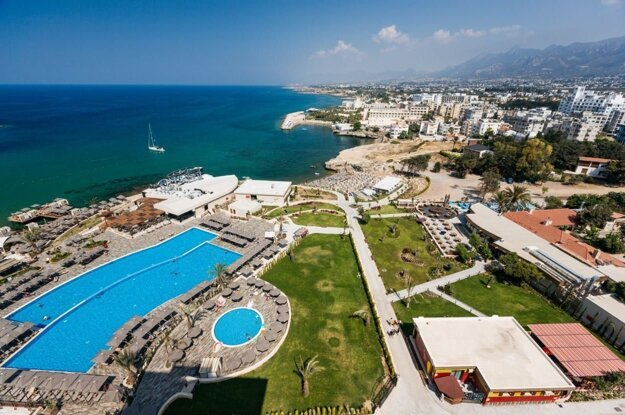 Severný Cyprus: Lord´s Palace Spa & Casino 5*