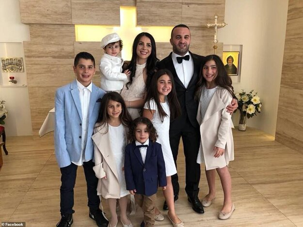 Rodina Abdalláhovcov, ktorá pri nehode prišla o tri deti.
