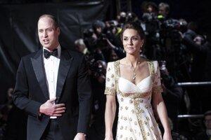 Princ William a vojvodkyňa Kate