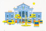 Stará tržnica — Adela Režná