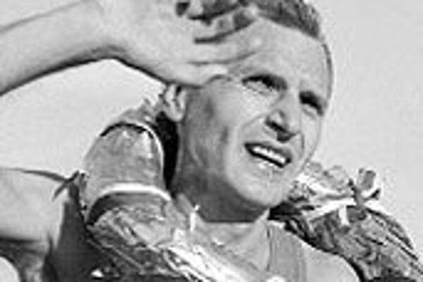 Pavel Kantorek, trojnásobný košický víťaz.