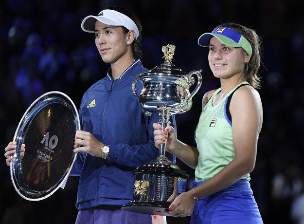 Slovenky si zahrajú proti obom. Víťazke Australian Open Sofii Keninovej i finalistke Garbine Muguruzovej.