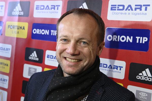 Róbert Rybníček verí v skorý návrat na vlastný štadión.