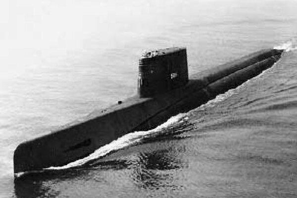 Jadrová ponorka Triton (SSRN-586).