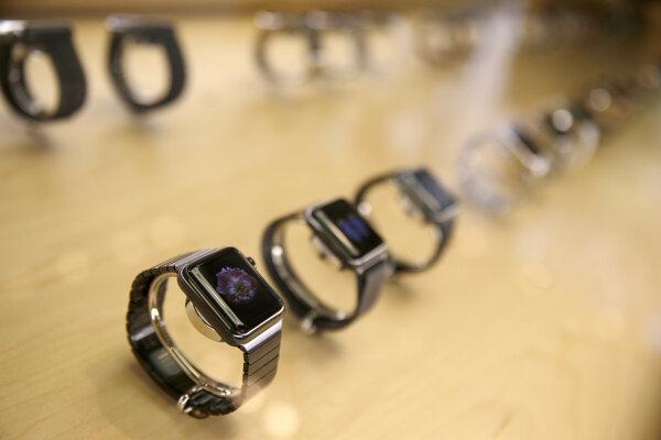 Verzia hodinek Apple Watch Series 2