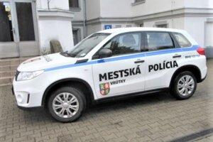 Mestská polícia Vrútky