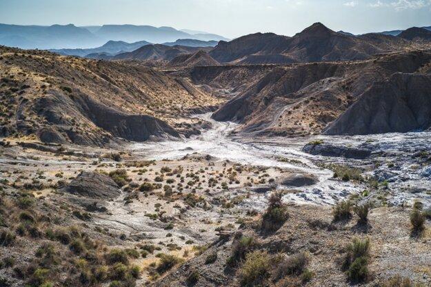 Púšť Tabernas