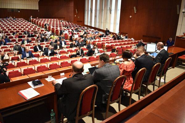 Zastupiteľstvo schválilo rozpočet na rok 2020.