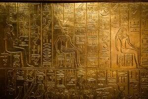 Tutanchamónovu hrobku objavili v roku 1922.