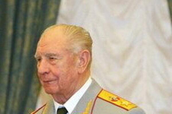 Dmitrij Jazov.