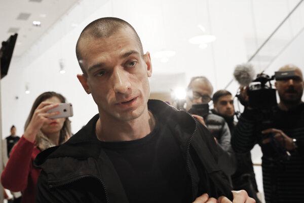 Piotr Pavlenskij