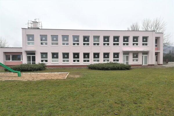 Materská škola v Krpeľanoch.