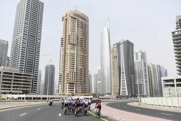 UAE Tour 2020.