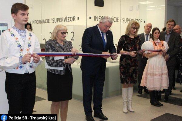 Otvorenie klientského centra v Skalici