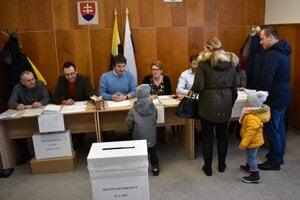 Miestne referendum.
