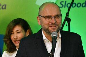 Voľby 2020: Líder strany Richard Sulík si želá volebný výsledok nad osem percent.