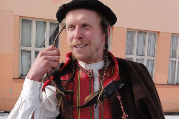 Jozef Kučera prišiel voliť.