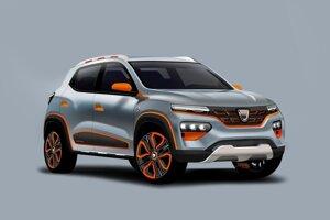 Dacia Spring Electric Concept