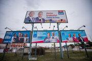 Voľby 2020: Kampaň strany financovali najmä cez pôžičky.