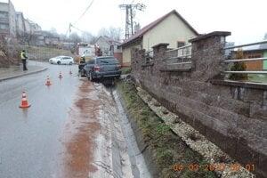 Vodič v Turzovke sa nevyhol dychovej skúške. Tá ukázala vyše tri promile.