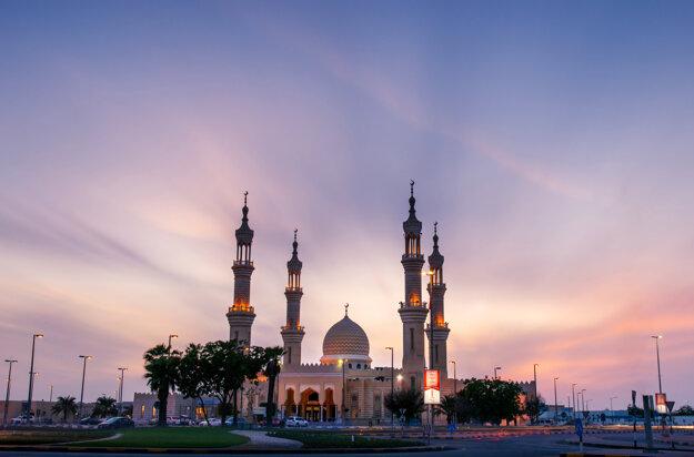Mešita šejka Zayeda v Ras al Khaimah