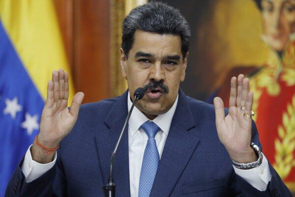 Brazílsky prezident Bolsonaro označil Madurovu vládu za diktatúru.