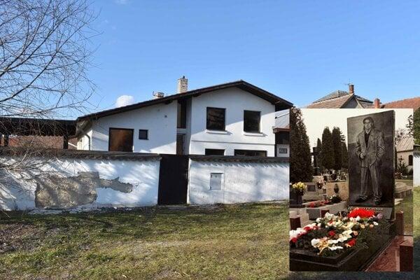 Problémy s prístupom k domu sa nepodarilo s dedinčanmi vyriešiť ani šéfovi východoslovenského podsvetia.