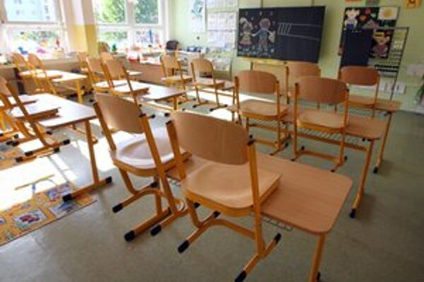 Niektoré kysucké školy zatvorili už v minulých dňoch.