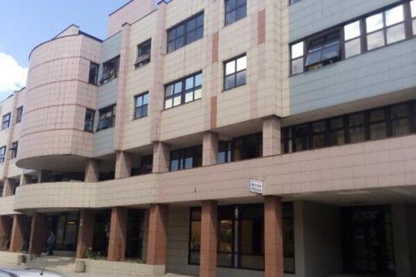 Mestský úrad na Jarkovej ulici v Prešove.