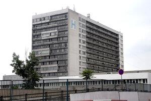 Univerzitná nemocnica Bratislava v Ružinove.