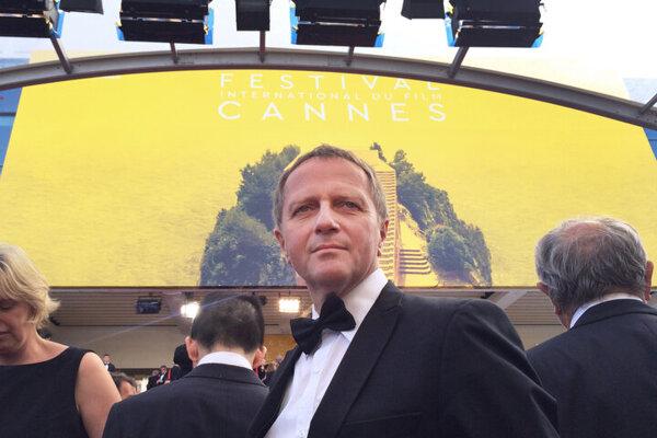 Ivan Hronec, riaditeľ spoločnosti Film Europe.