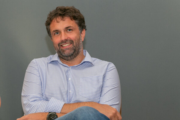 Juraj Saktor, majiteľ a Executive Director firmy Datapac