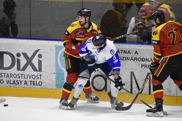 Topoľčiansky hokejista Filip Pekarčík ešte nevie, či bude s hokejom pokračovať i ďalej.