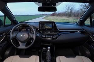 Modernizovaná Toyota C-HR