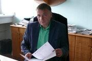 O situácii v súvislosti s kontrolou vo filtračnom stane informoval riaditeľ Kysuckej nemocnice Martin Šenfeld.