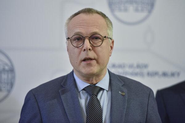 Viceprezident Zväzu automobilového priemyslu Pavol Prepiak.