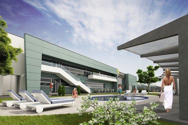 Nový akvapark plánuje postaviť podnikateľ Jozef Svátek