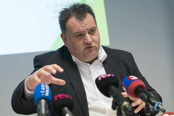 Doterajší generálny riaditeľ Pôdohospodárskej platobnej agentúry Juraj Kožuch.